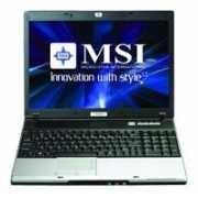 ремонт ноутбука MSI EX600