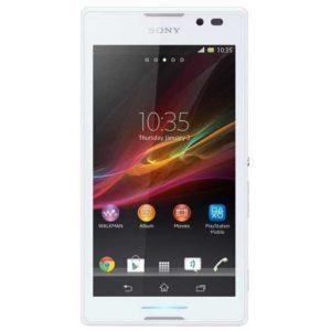 ремонт телефона Sony Xperia C C2305